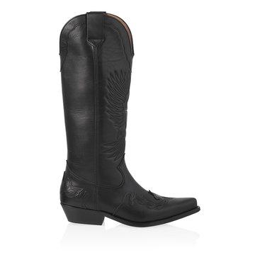 DWRS Label DWRS Label Granada Boots Black