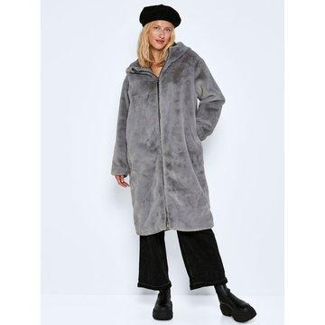 Noisy May Noisy May NM Namjoon L/S Jacket BG Frost Gray
