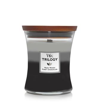 WoodWick Woodwick Trilogy Warm Woods Medium Candle