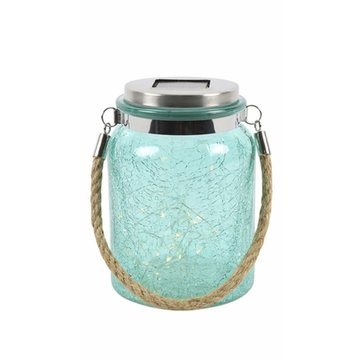 Countryfield Countryfield 782952 Solarlamp Pot Letty Blauw
