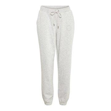 Noisy May Noisy May NM LupaLogo Pants Light Grey
