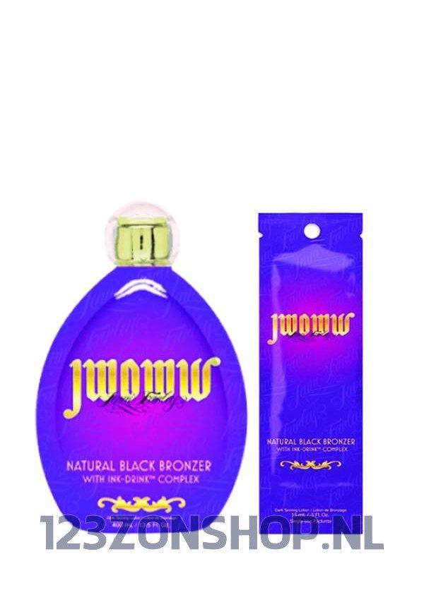 JWOWW Natural black bronzer zonnebankcreme
