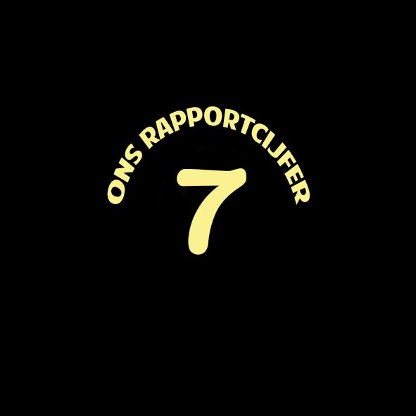 Rapporcijfer 7