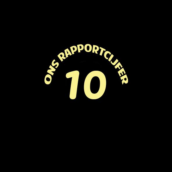 Rapportcijfer 10