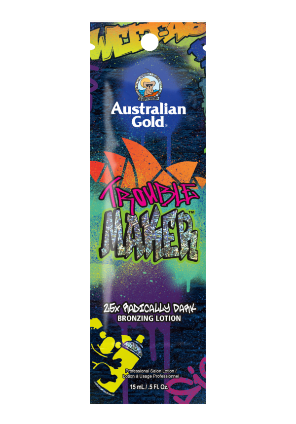 Australian Gold Trouble Maker zonnebankcreme