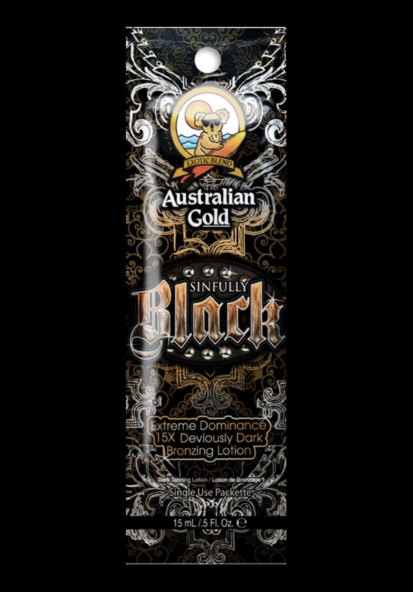 Australian Gold Sinfully Black zonnebankcreme