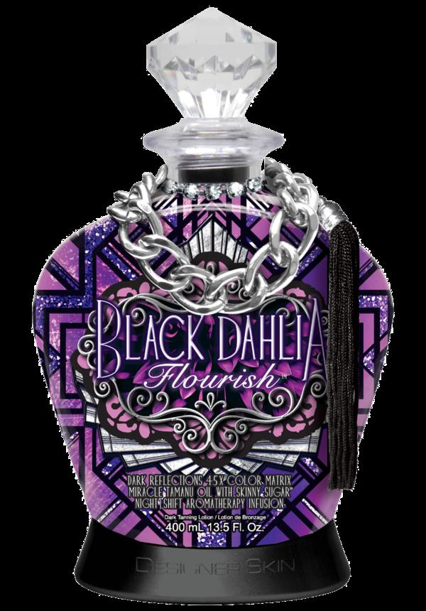 Designer Skin Black Dahlia Flourish Zonnebankcrème