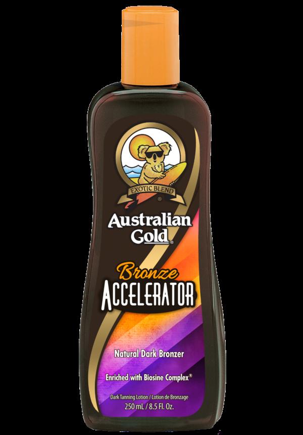Australian Gold Bronze Accelerator Zonnebankcrème