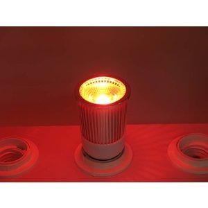 5 Watt RGB LED Spot GU10 mit IR-Fernbedienung