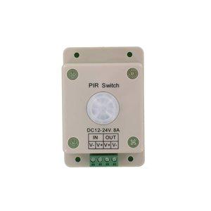 LED Strip Surface Motion / Beweginigssensor