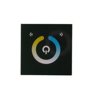 White and Warm White LED Recessed Wall Controller