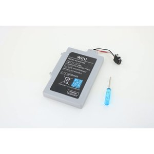 Replacement Battery Pack for Wii-U Gamepad