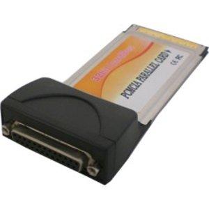 PCMCIA Parallel DB25 Druckerkarte 1284