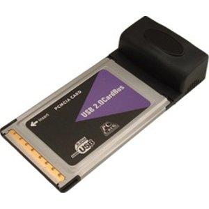 PCMCIA 4-Port USB 2.0 Card