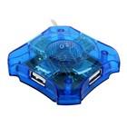 USB 2.0 Mini Hub 4 ports