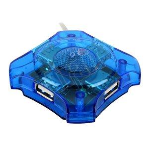 USB 2.0 Mini Hub 4 Port