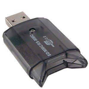 Dolphix Reader 2.0 SDHC de carte USB