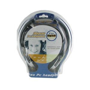 USB Stereo Headset Deluxe