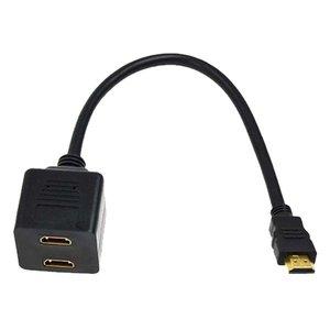2 Port HDMI Splitter Distributeur