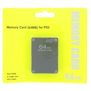 64MB Memory card for Playstation 2