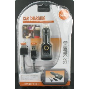 Chargeur de voiture pour PSP GO