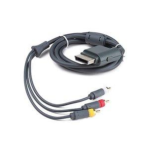 AV-Kabel (3 x RCA) für XBOX 360