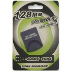 Memory 128 MB for GameCube and Wii