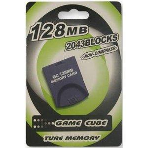 Mémoire 128 Mo pour GameCube et Wii