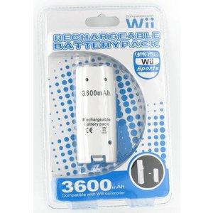 Akku für Wii Controller 3600 mAh