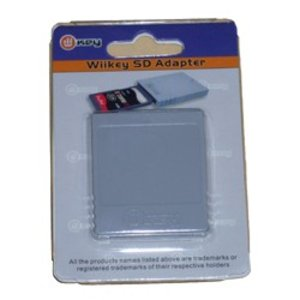 SD Card Adapter pour Wii et GameCube