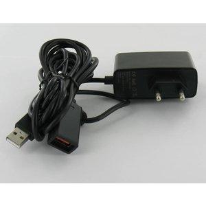 Dolphix Adaptateur secteur pour capteur XBOX 360 Kinect