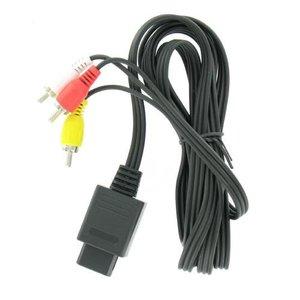 Câble AV pour le GameCube et le N64