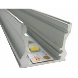 Aluminum U profile 100CM