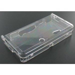 Etui de protection en cristal pour 3DS