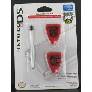 Rockstar Stylus Pack 3 pour DS Lite, Guitar Hero On Tour Edition