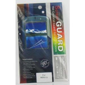 Displayschutzfolie für DSi XL