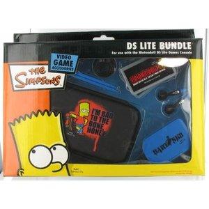 The Simpsons Accessoires Set voor DS Lite