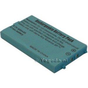 Chargeur de batterie pour Gameboy Advance SP