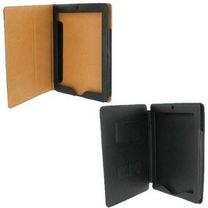 Housse en cuir pour iPad 2