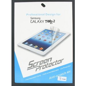 Displayschutzfolie für Samsung Galaxy Tab 2 10.1