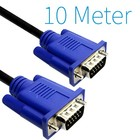 Câble de moniteur VGA 10 mètres