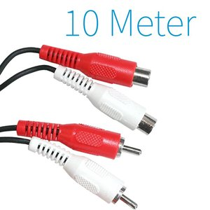 RCA Extension Cable 10 Meter