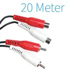 RCA Extension Cable 20 Meter
