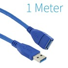 USB 3.0 Extension Cable 1 mètre