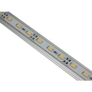 IP68 SMD5630 wärmen weiße LED-Streifen Profil + 12V