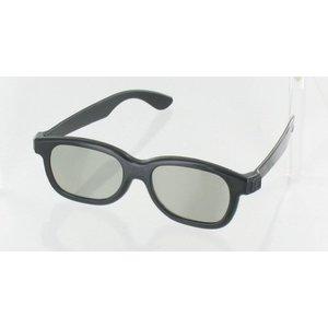 Echt D polarisierten 3D-Brille