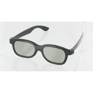 Real D polarized 3D Glasses