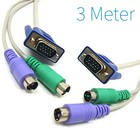 KVM Cable 3 Meter