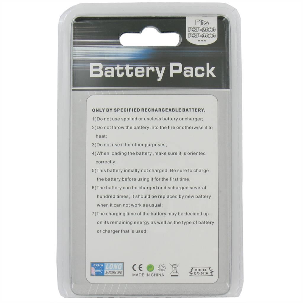 psp slim lite battery