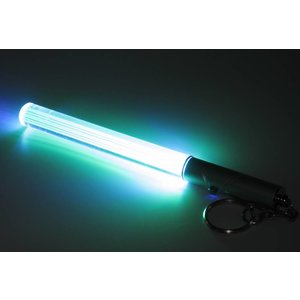 Mini LED Lightsaber Keychain